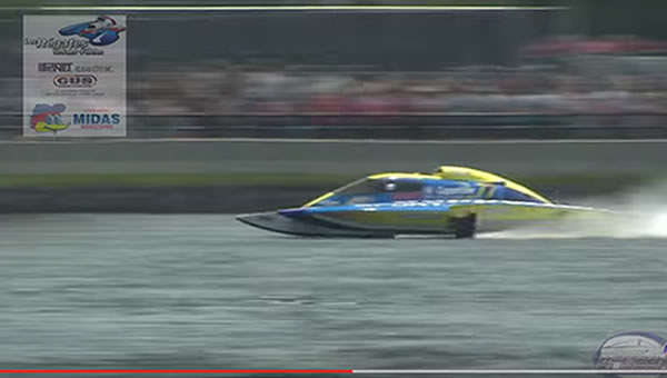 Grand Prix West Hydroplanes