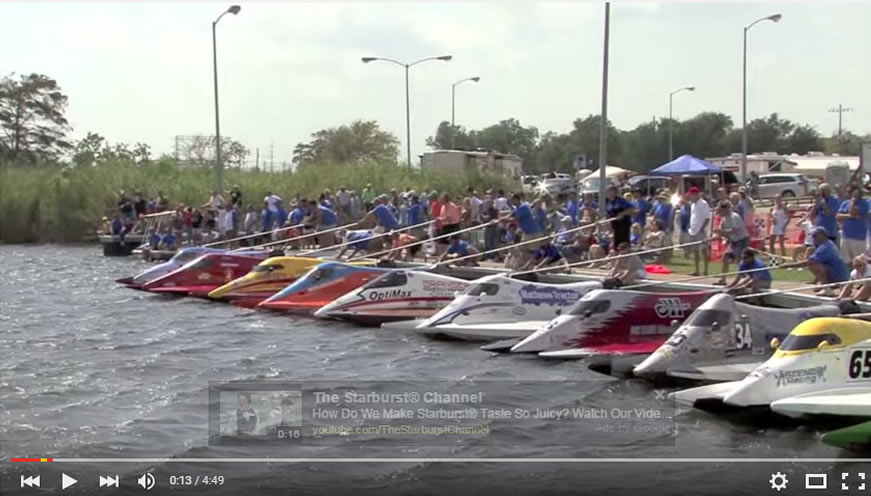F2 Powerboats